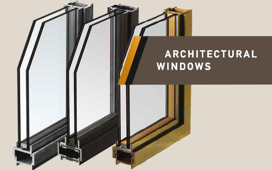 ARCHITECTURAL WINDOWS mid1